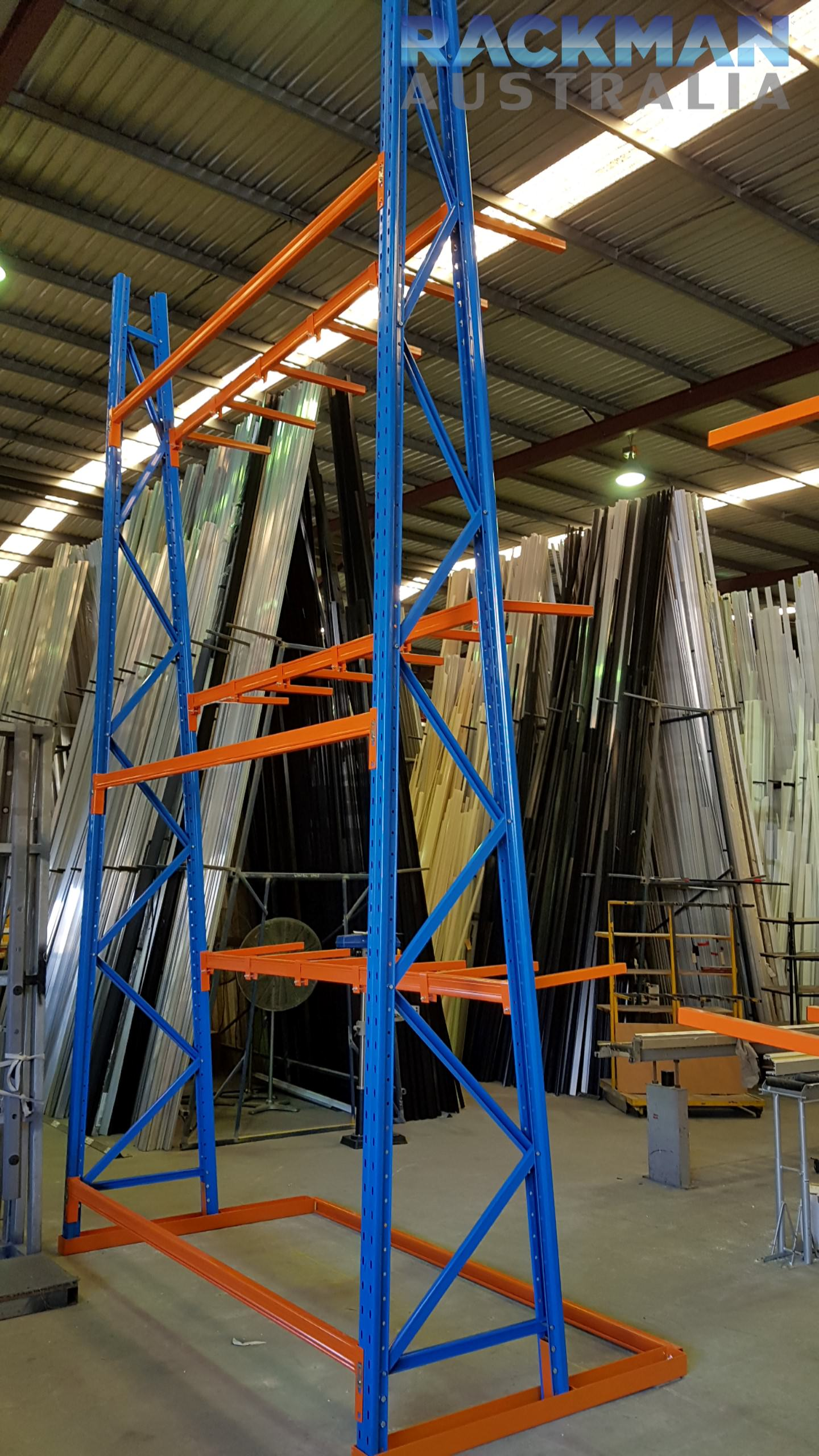 Vertical  U0026 A-frame Racking