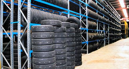 Tyre-Racking
